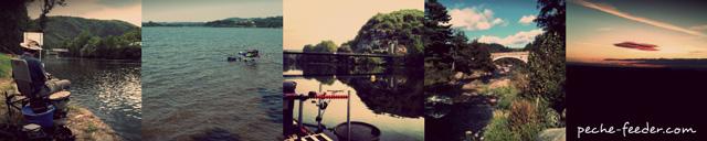 journée de pêche au feeder